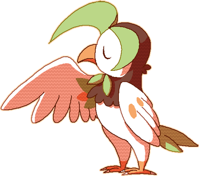 Dartrix by Miss-Callie-Rose