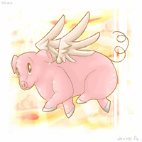 When Pigs Fly... by torquoise