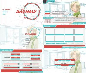 The Anomaly UI by potouto