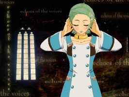 Echoes of the voices by Yaolin-Yaolin