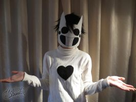 Zacharie Cosplay #1 by Nuclear-Shadow