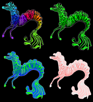 inverted hippocampuses by BeautyGirl1510