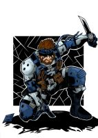Solid Snake colors by Jey2K
