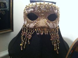 Beaded Mask 2 by phantomonex