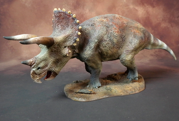 Triceratops by AnalogEnvy