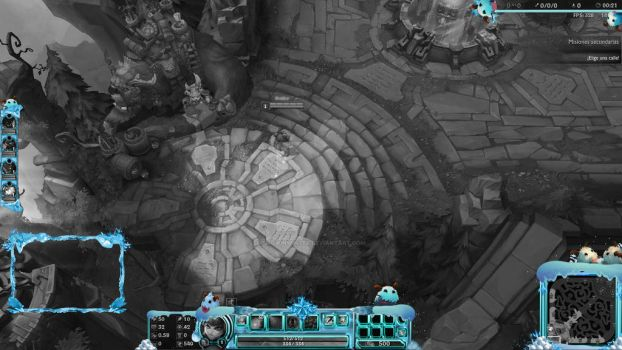 Animated Stream Overlay Poro by SnOwInWiNtEr
