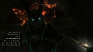 damage magicka, my favourite draugr poison by psycopix