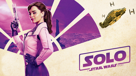 Solo A Star Wars Story Wallpaper (Qi'ra) by Spirit--Of-Adventure