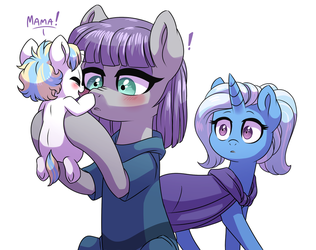 Mama Misidentification by Lopoddity