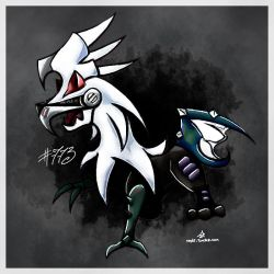 Pokemon of the Week - Silvally by Noyle