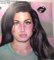Amy Winehouse by lemgras330
