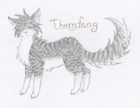 Thornfang by CrystalXShine