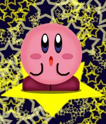 My Favorite Pink Blob... Kirby by ME0WMIX