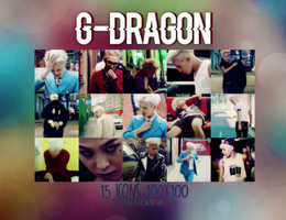 G-DRAGON | CROOKED (icons) (download) by BEAPANDA