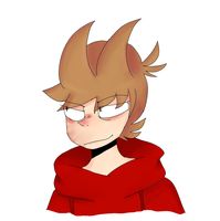 A simple Tord drawing by FarbeMusik