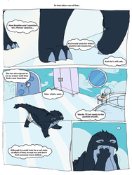 Break-in Aftermath: More Lies - page 10 by Nikary