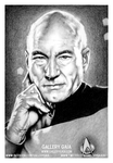 Captain Picard [GIVEAWAY CLOSED] by GalleryGaia