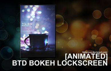 BTD Bokeh Lockscreen by BTDGroup