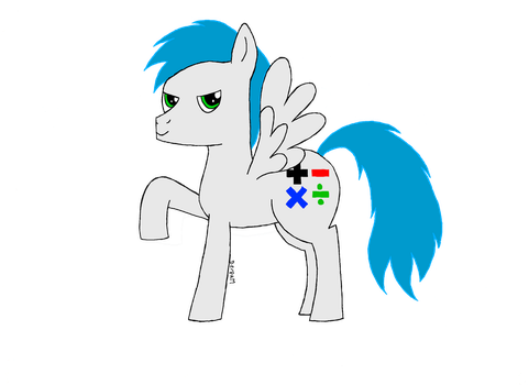Math Millien (Finished) by DerpaMuffin