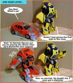 First Aids 3 by DinastiaTransformers