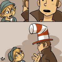 P. Layton - It's A Hat by deeum