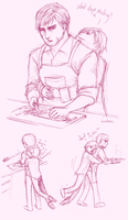 Because Murphy Cooks by ravefirell