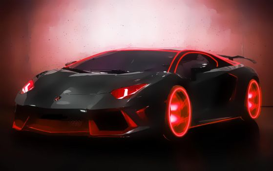 Lamborghini by yellywoo