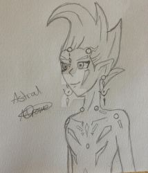 Astral (Sketch) by rissy20