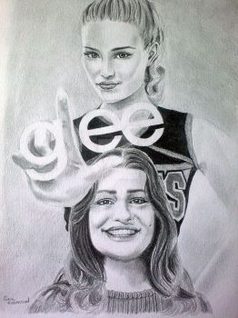 GLEE by stagedoor-jenny