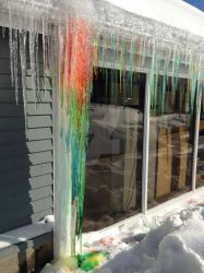 Rainbow Icicles-5 by Magical-Mama