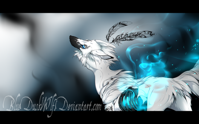 Blue.:.SMOKE by MykalaBlue