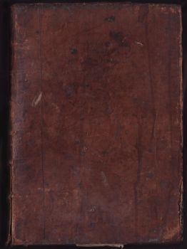 Old Leather Book by enginemonkey