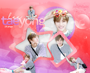 Lee Taeyong - Summer Vacation {png} by pollovolador