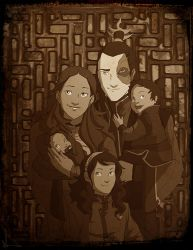 Royal Family by pugbytes