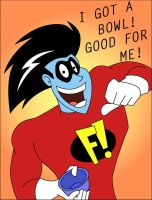 Freakazoid by Shinigami-Ziggy