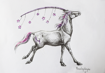 Pink Galaxy by Paedophryne
