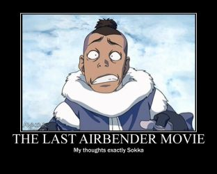 The last airbender poster by fijiwater33