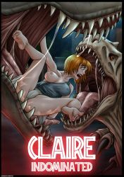 Claire Indominated by ForeverNyte