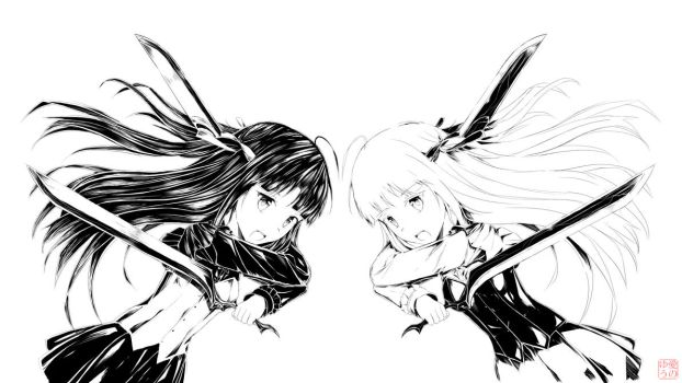 Absolute Duel by Ainoyu
