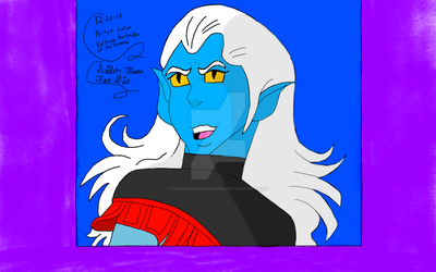 Prince Lotor Voltron Defender of The Universe by SailorMoonFanGirl