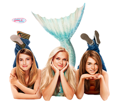Aquamarine Movie PNG by LuanaF