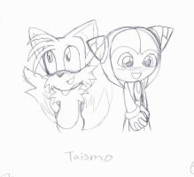 Shy - Taismo by SonicHearts