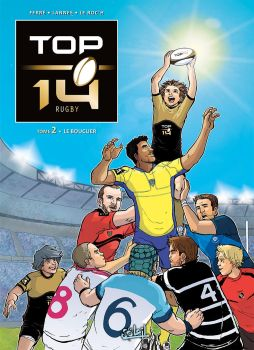 TOP 14 #2 - Final Cover by Chris-Yop-Lannes