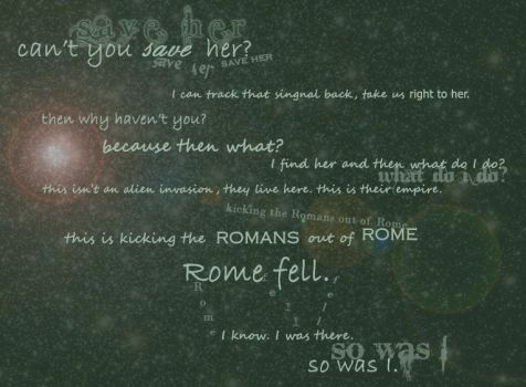 DW: Rome Fell by sharded