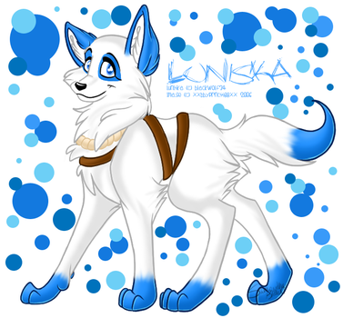 Art Trade - blackwolf34. by xxbbyprncss88xx