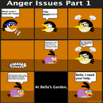 Anger Issues Comic Part 1 by Mario1998