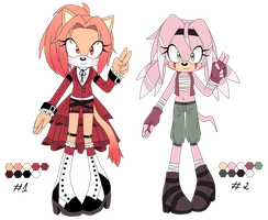 #15 AUCTION ADOPT [CLOSED] (Sonic Female OCs) by Star-Kaito