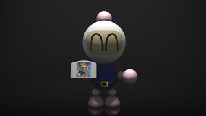 Bomberman 64 Get Exclamation by picano