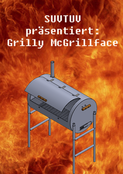 Grilly McGrillface by chelvo56