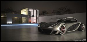 Peugeot Air 8 by the-mba